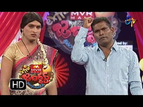 Chammak Chandra Performance – Extra Jabardasth - 9th September 2016– ETV  Telugu