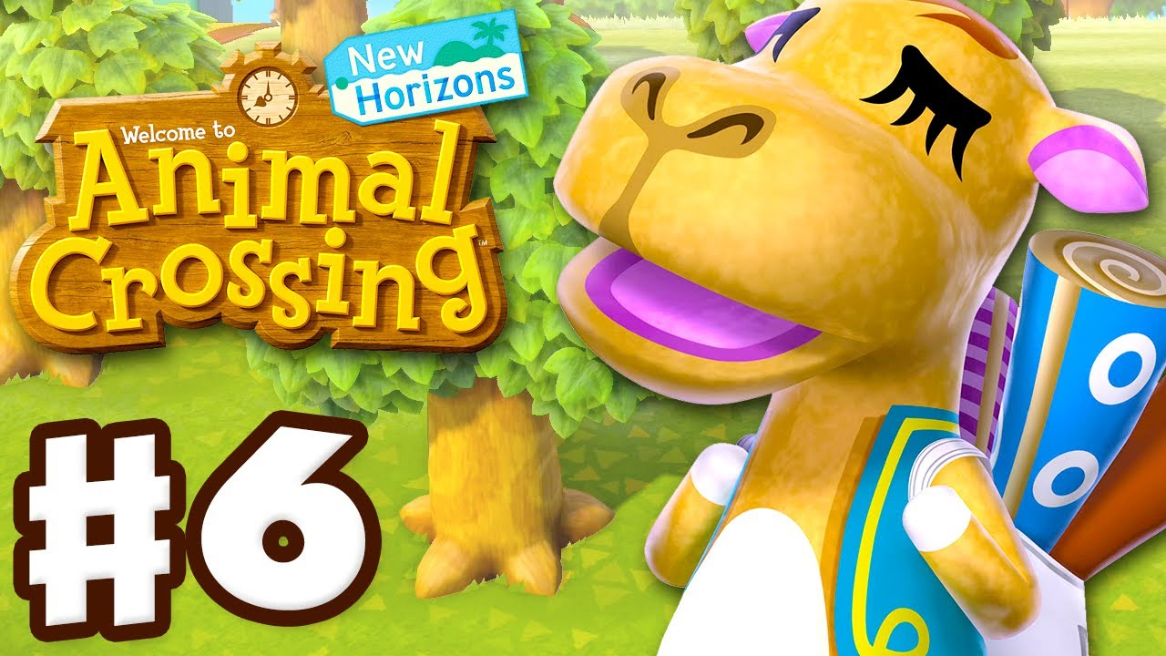Saharah's Magical Rugs! - Animal Crossing: New Horizons - Gameplay Walkthrough Part 6