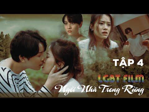 Phim Đồng tính LGBT | Web Drama MÙA THU Ở NGÔI NHÀ TRONG RỪNG | Tập 4 | Phim Bách Hợp 2019 | muối tv