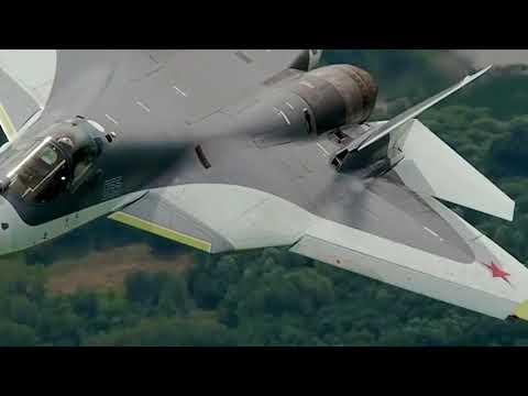 The Sukhoi Su-57 [T-50]