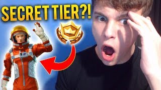 SECRET MAP TO A FREE TIER IN FORTNITE!! *NEW* FIRST REACTION TO FORTNITE SEASON 3!