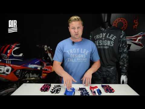 2018 Troy Lee Designs Air Gloves