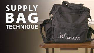 Home Care Bag Technique