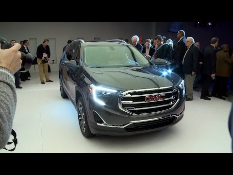 2018 GMC Terrain Reveal Event At The Museum Of Contemporary Art, Detroit
