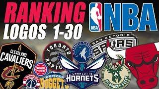 NBA Logos Ranked 1-30