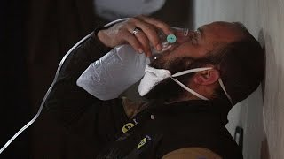 'It's quite disgusting': Doctor outraged over Syrian chemical attack