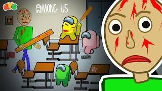 Among Us vs Zombie Teacher  Game Animation