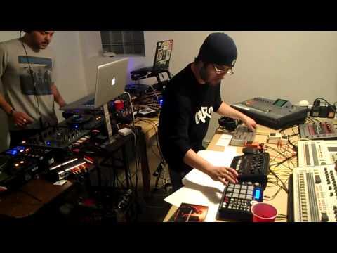 Dj Rocko & CZR on Digital Pimpz Radio
