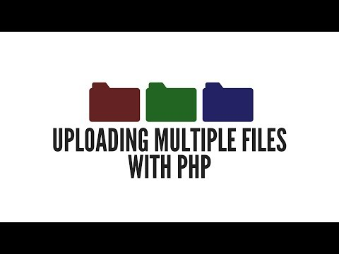 PHP Multiple File Uploading