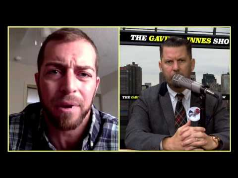 """Gavin McInnes hosts Adam Kokesh """"Pay soldiers without politicians."""" #freedom2020"""