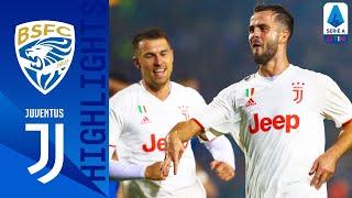 Brescia 1-2 Juventus | Pjanić firma il colpo a Brescia! | Serie A