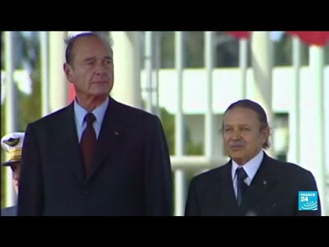 Tenure of Algeria's Bouteflika marked by French presidents' recognition of colonial past