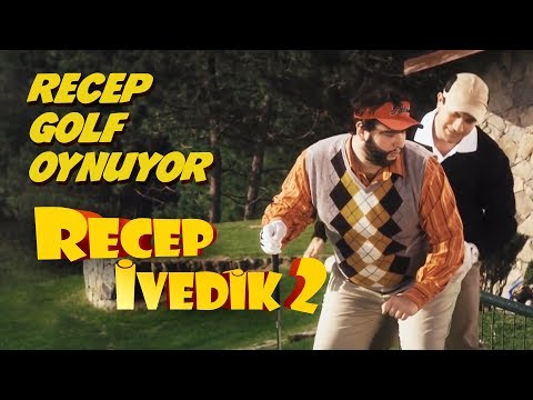 Recep Golf Oynuyor |Recep İvedik 2
