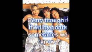 TLC - Meant To Be (Lyrics)