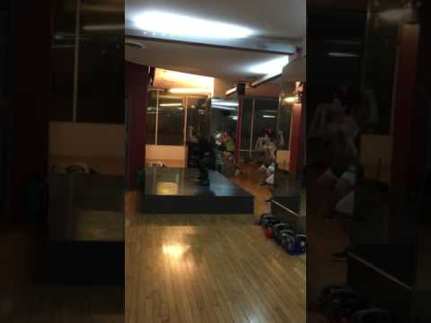 Zumba® with Marites Pieper - Mr Saxobeat @ Golds Gym Gloriettta Philippines