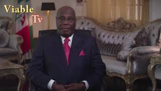 FULL VIDEO : Atiku Launches Presidential Campaign , Policy Document