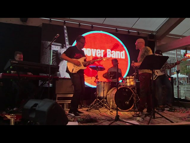 Umeå Live - The Hoover Band