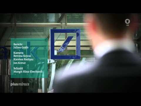 Plusminus inkl. Einwegflaschen, Unabhängigkeit bei Patientenberatung, Bankberatung (ARD, 29.07.2015)