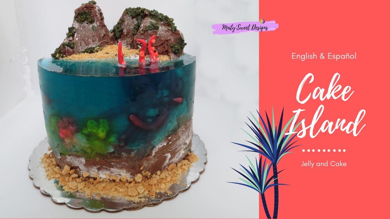 Cake Island - Magic Cake - Español e Ingles Tutorial
