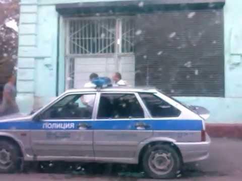 Беспредел милиции города Кизляр!