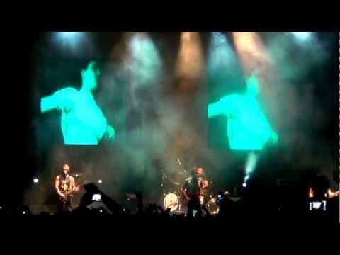 Molotov en Paraguay - Gimme Tha Power (Sol de America)