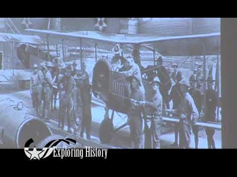 Exploring History Lunch Lectures: Brazos County Aviation History (John Happ, David L. Chapman)
