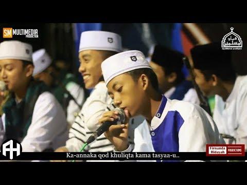 Duet 3A (Aban, Azmi Dan Ahkam) - Rouhi Fidak (Ahmad Ya Nurul Huda).