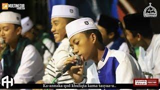 Duet 3A (Aban, Azmi dan Ahkam) - Rouhi Fidak (Ahmad Ya Nurul Huda). MP3