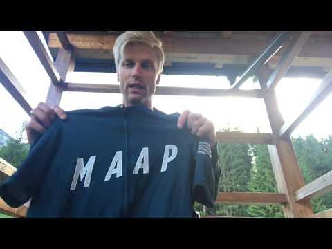 Test: MAAP tøj