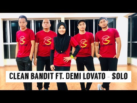 TeacheRobik - Solo by Clean Bandit ft. Demi Lovato
