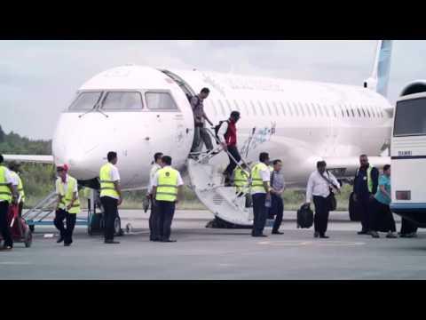 Profil Bandar Udara Domine Eduard Osok, Sorong, Papua Barat