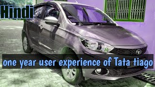 One year user experience of Tata tiago XZ, #GSPtech, #hindi