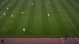 Contra ataque - Mônaco vs PSG