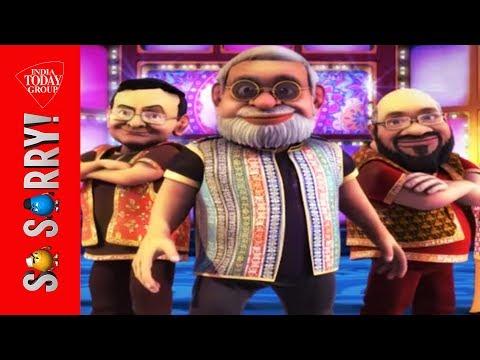 So Sorry: Modi Ka New India