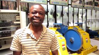 Opinion from Congolese about Cross Flow Turbine T-14 and T-15 by Heksa Hydro and Vertcaptech