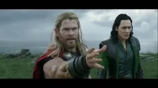 Thor Ragnarok: Entry of Goddess of Death