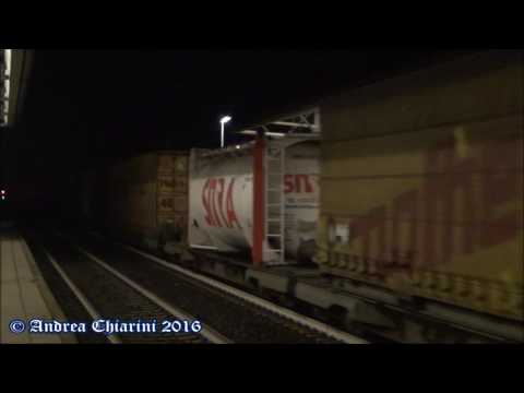 Interporto Cargo Service - Heavy and Special Transit At Anzola Emilia Station (BO)