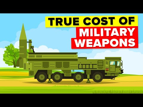 How Much Does It Cost to Use Weapons