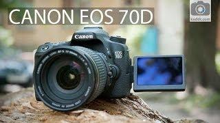 Canon EOS 70D - Обзор Зеркальной Фотокамеры для Продвинутых Энтузиастов(Материал на сайте - http://kaddr.com/?p=34348 Обзор зеркальной фотокамеры Canon EOS 70D с 20-мегапиксельным CMOS сенсором формат..., 2014-05-26T10:59:22.000Z)