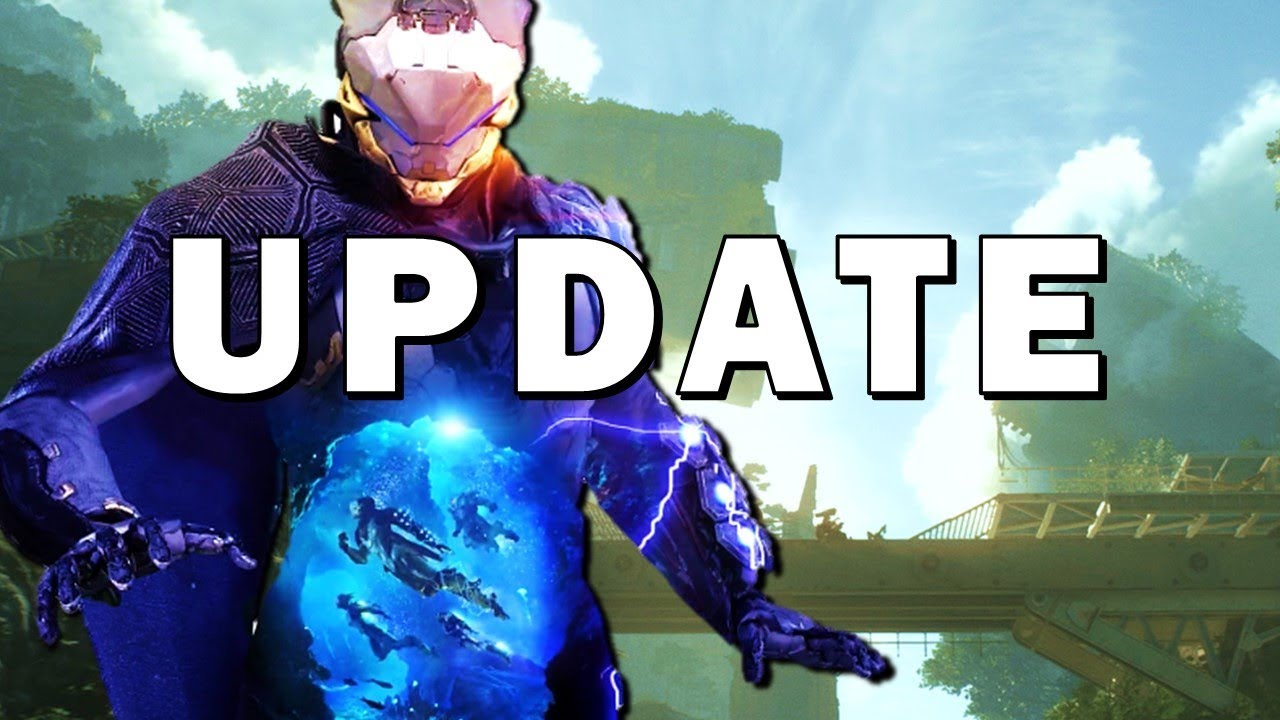 Anthem Update: ANCIENT WEAPONS! - Flight Upgrades! - Loot-System Info!