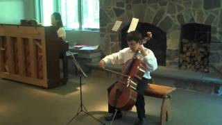 "Aiden playing ""Humoresque"" by A. Dvorak"