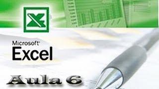 Aula 6 de Excel Procv - SE - Data e Hora...
