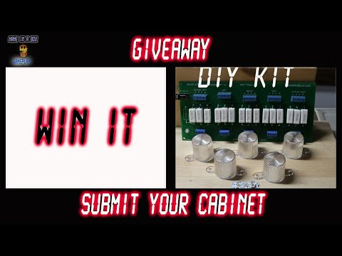 User submitted cabinets Giveaway