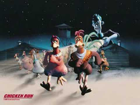 Chicken Run -- Opening Escape