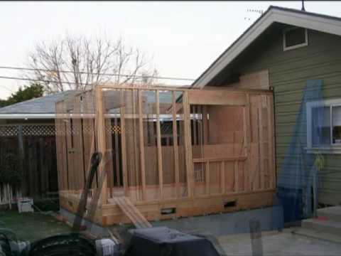 Addition remodel youtube for Building onto a house