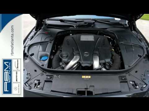 Used 2015 mercedes benz s class atlanta ga sandy springs for Mercedes benz sandy springs