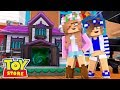 LITTLE KELLY DOLL GETS A DOLLHOUSE! Minecraft Toystore