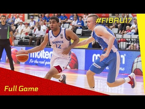 France v Bosnia and Herzegovina - Full Game - 2016 FIBA U17 World Championship