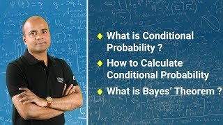 What is Conditional Probability   Bayes Theorem   Conditional Probability Examples & Problems