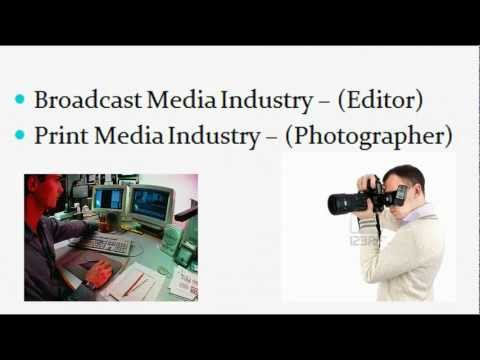 Structure of the Mass Media Industry